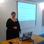 Paola Penati presente la société OpenSides