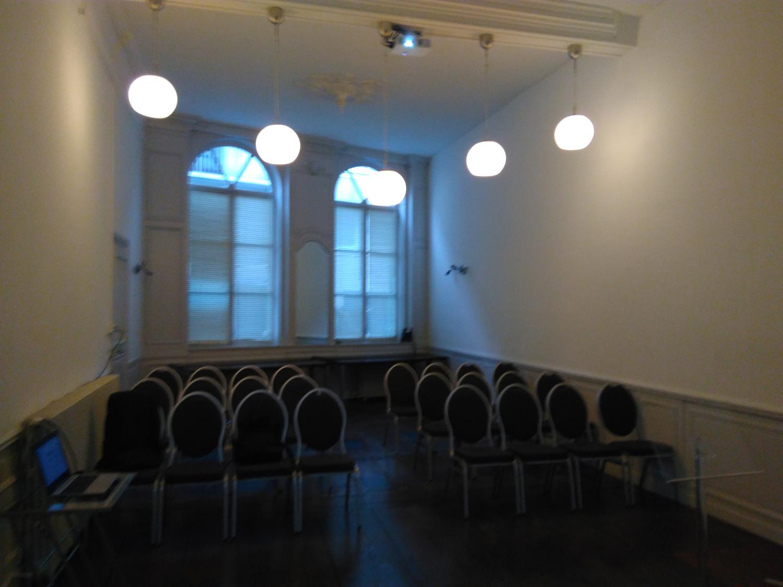 salle de Conférence à la maison Petrowski