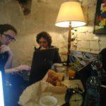 Come Chilliet martin de ow2 et Benoit Mortier