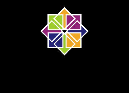 Centos logo vertical